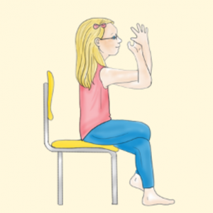 5 at desk yoga stretches to relieve stress right from your